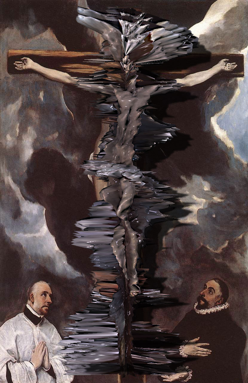 DoRemix-EL GRECO-Démon adored by two donors